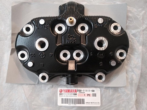 Genuine Yamaha OEM Cylinder Head