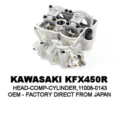 Genuine Kawasaki OEM - HEAD-COMP-CYLINDER