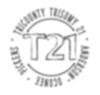 TriCounty T21 logo