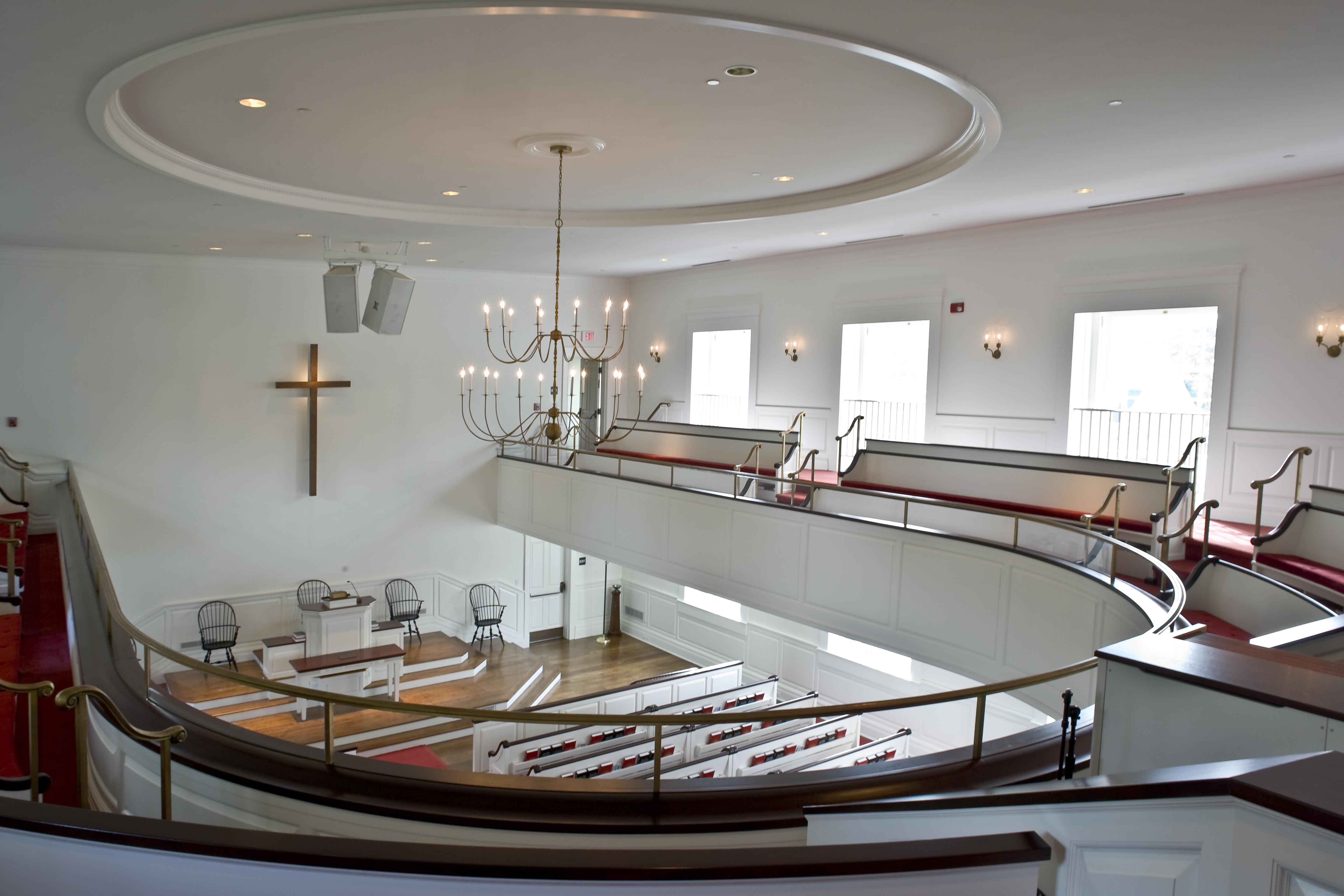 Stanwich Congregationa int 2nd floor