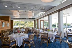 The Tokeneke Club restaurant