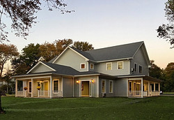 faifield ct hospice exterior
