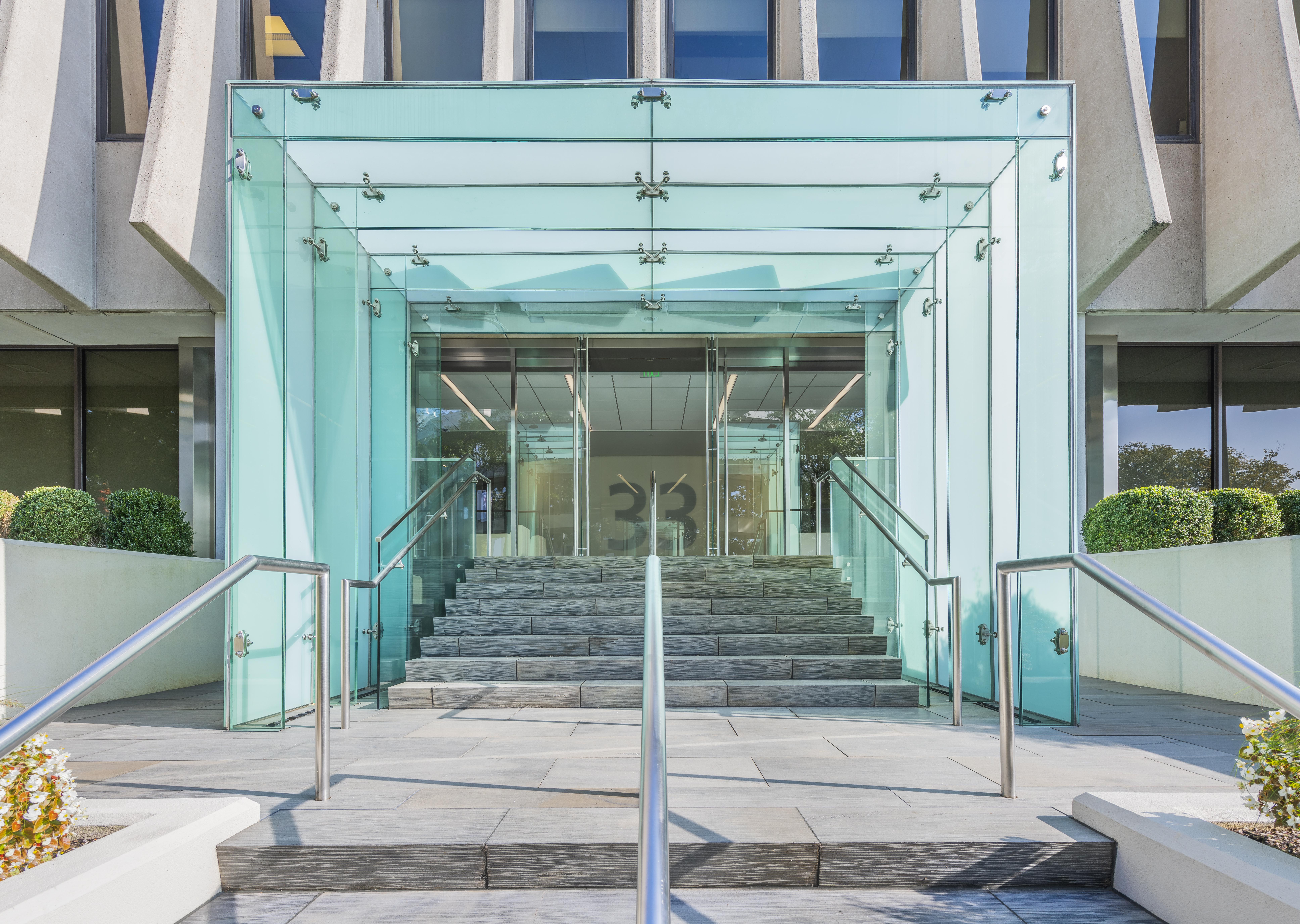 33 Benedict Place entrance
