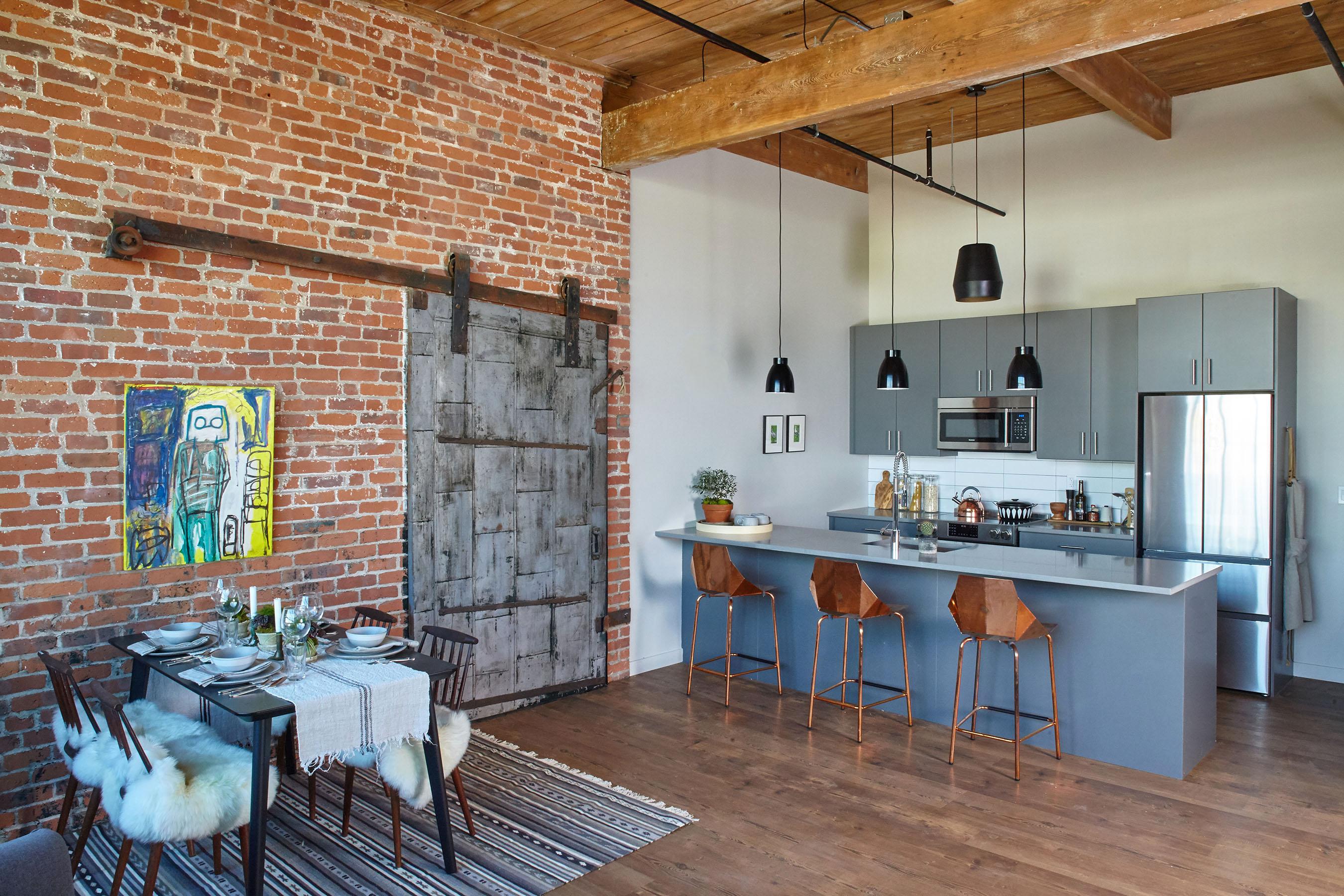11 Chesrnut Street kitchen