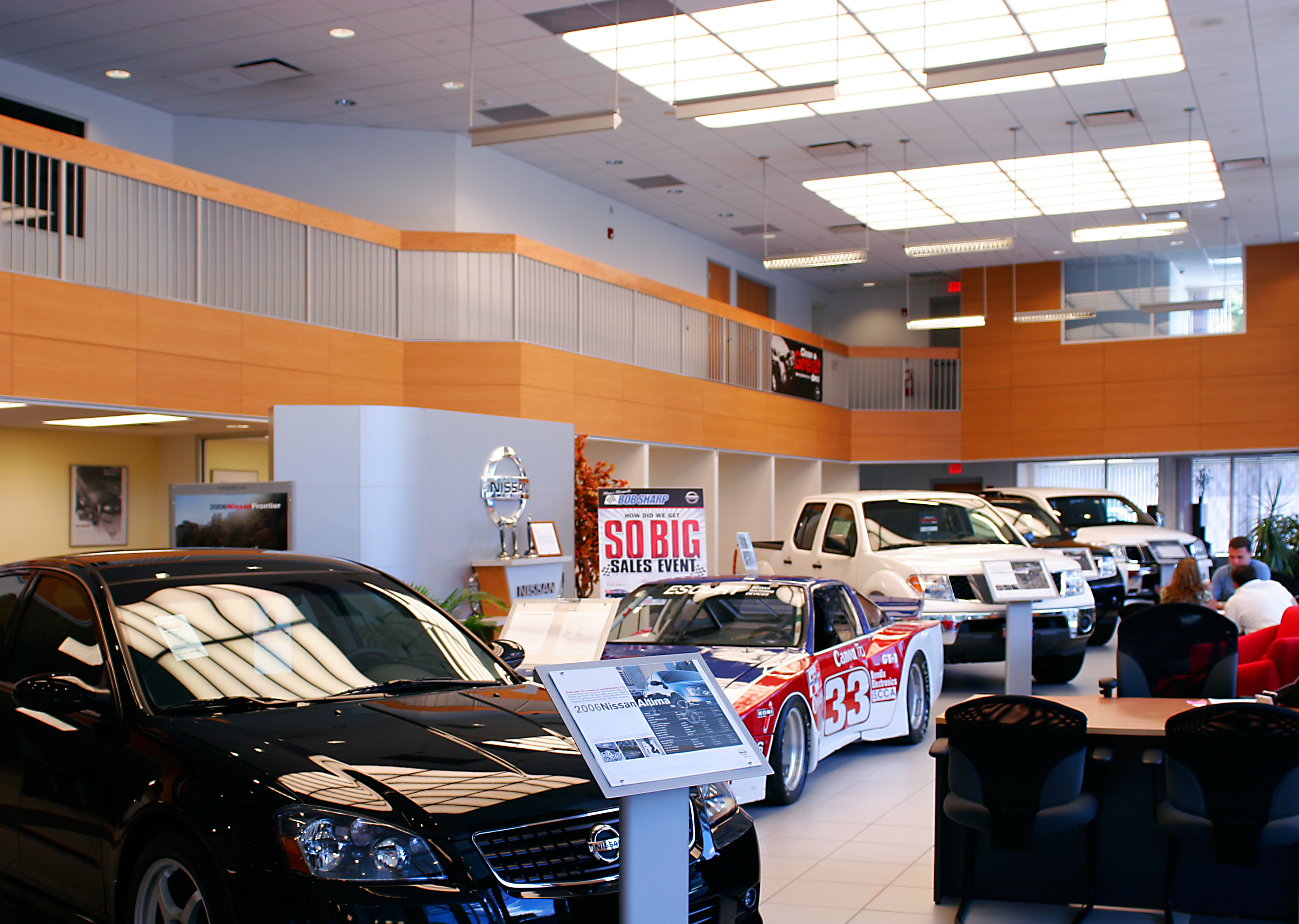 Bob Sharp Nissan