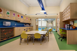 Darien YMCA classroom