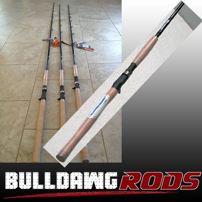 BULLDAWG PRO RODS - MONSTER MAG ROD