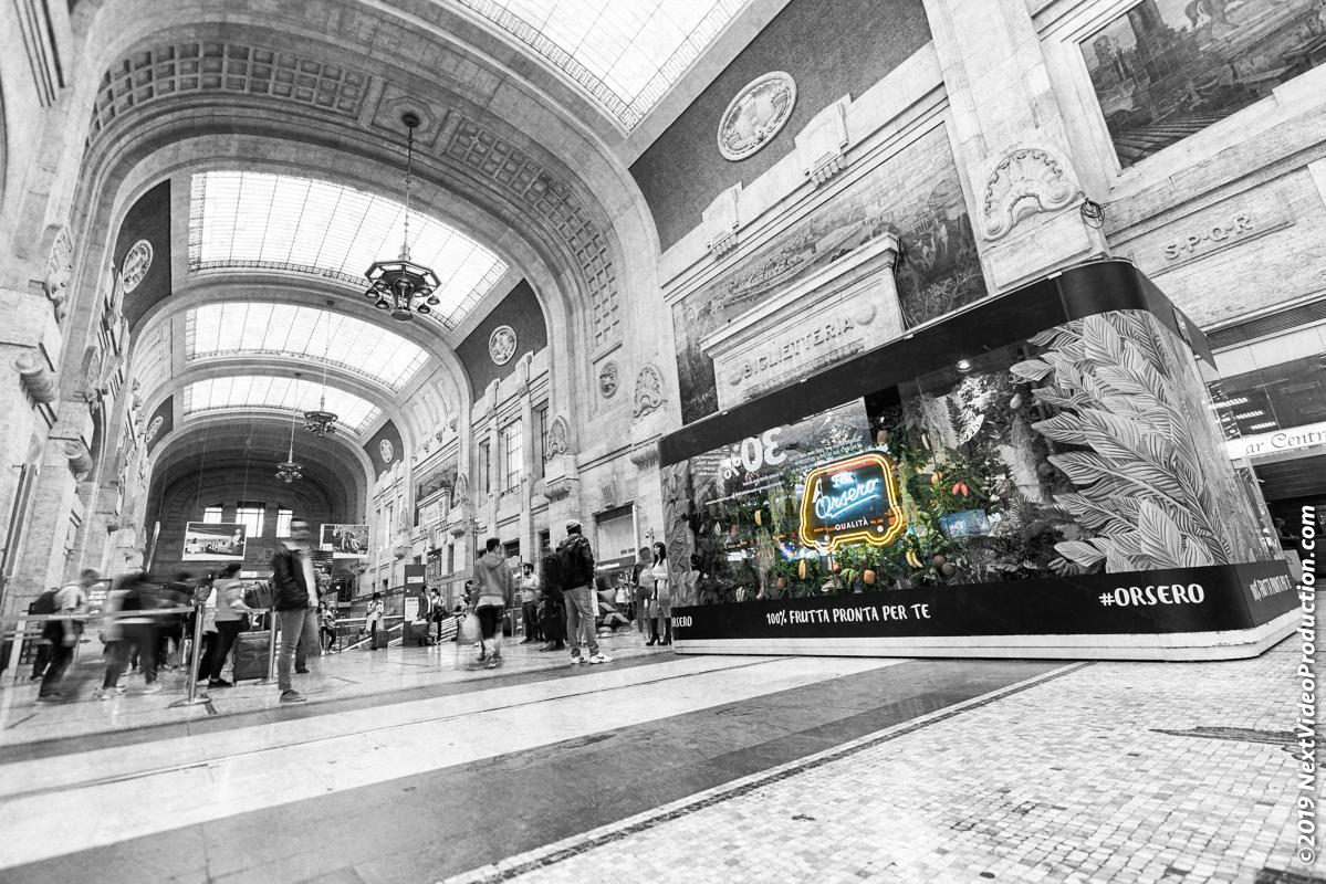 Orsero - Milano Centrale maggio 2019