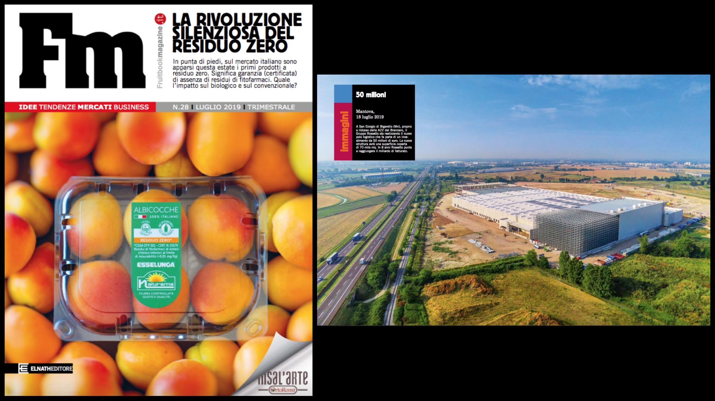 Fm - luglio 2019 Cover and editorial