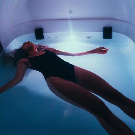 ¿Qué es la terapia de flotación?