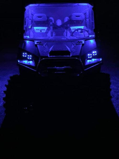 Ranger RGB  Backlit Color-Changing Halo