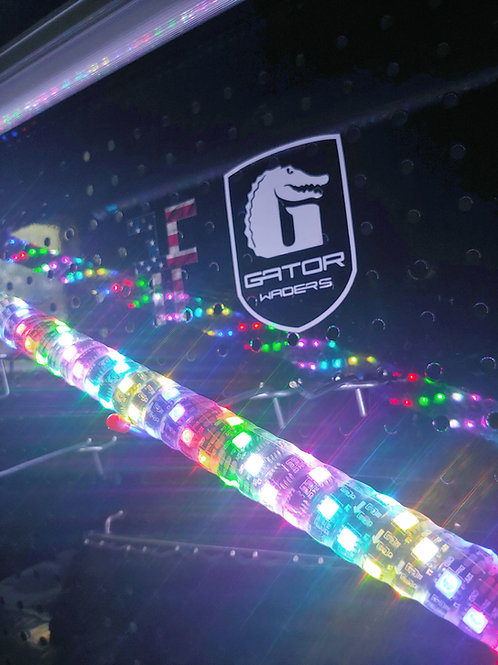 RGB WHIP LIGHTS!