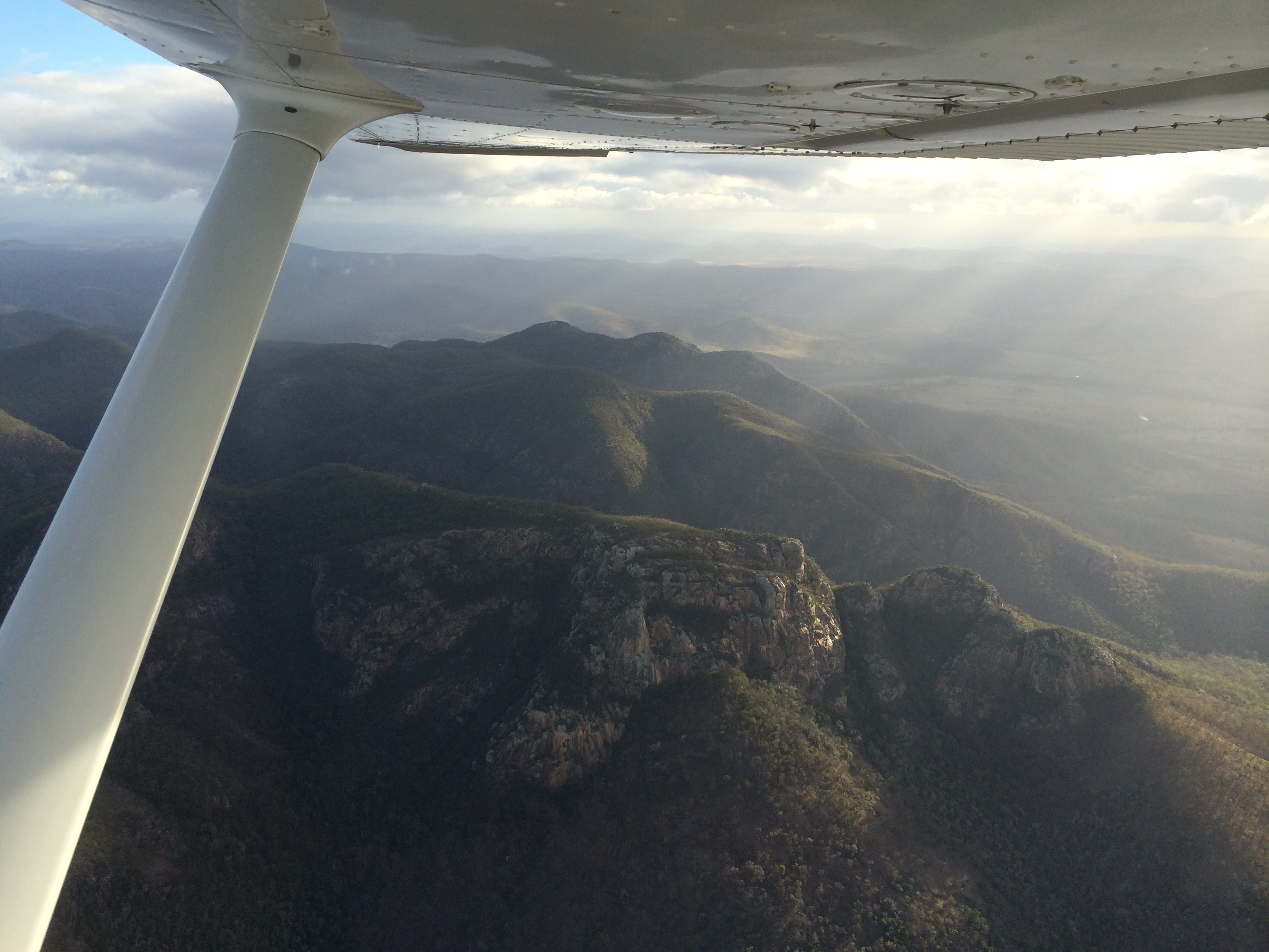 Gympie from RFC Cessna