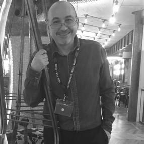 Fabio - Cafe Manager, Kentish Town