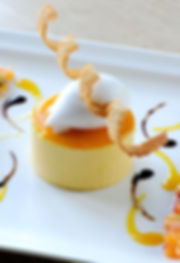 Passion Fruit & Quince Parfait