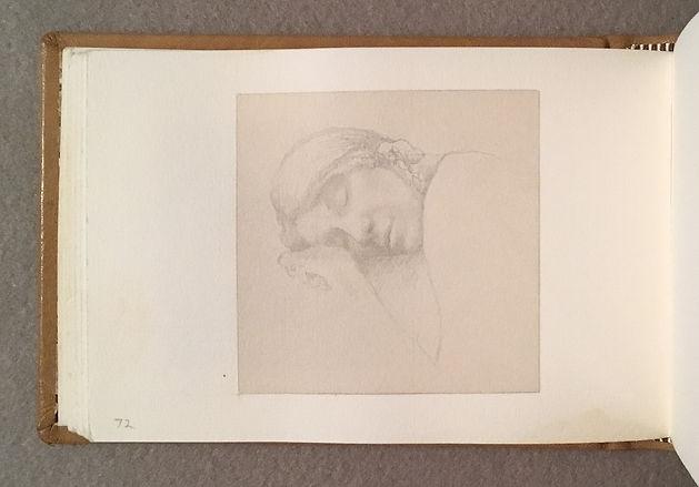 Sketchbook 10, Page 72