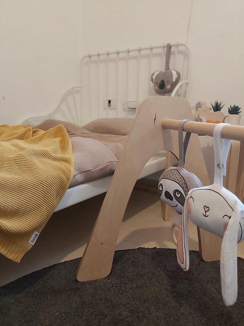 סט מצעים טטרה מלא לתינוק כולל כרית