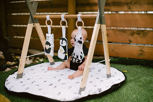 מובייל ריצפה | Baby Gym | אוניברסיטה לתינוק