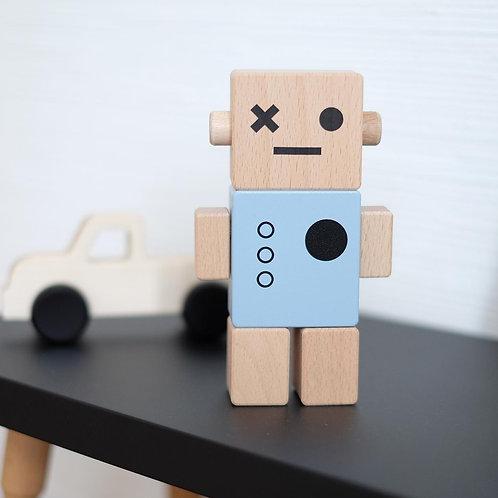 חיתול טטרה עם רובוט