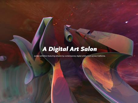 A Digital Art Salon - SLOMA Exhibition