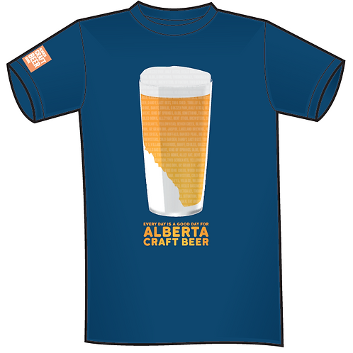 AB Craft Beer Logo Tees
