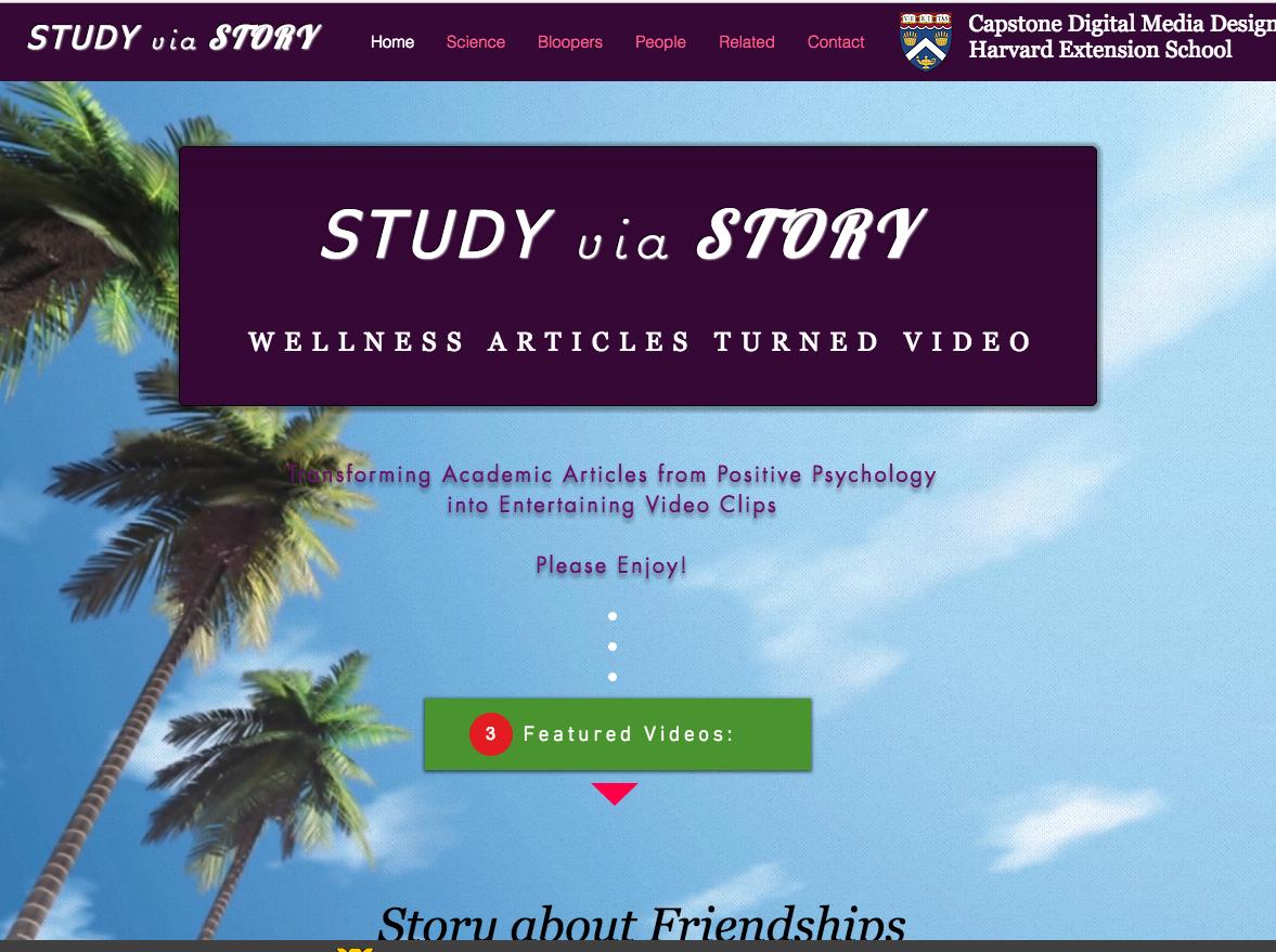 Study Via Story