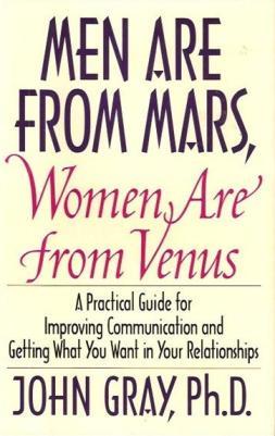 Men R from Mars, Women R from Venus
