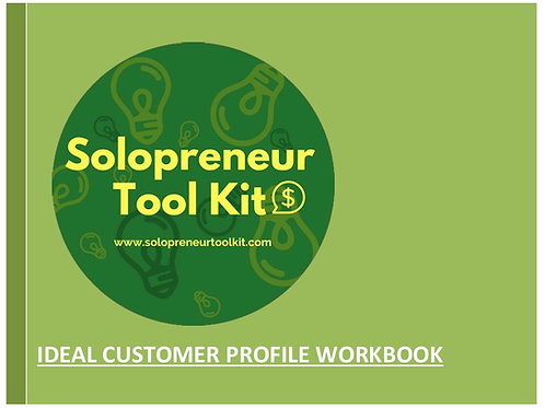 Ideal Customer Profile Workbook