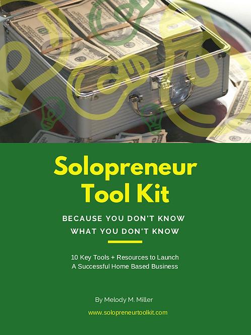 Solopreneur Tool Kit