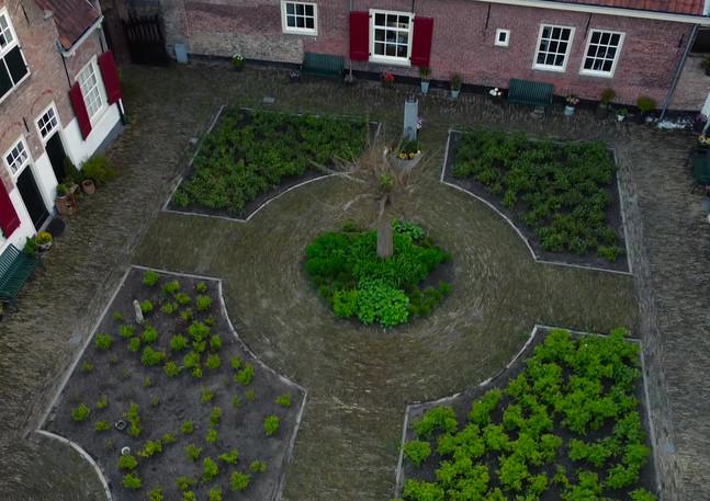 Gemeente Westland Naaldwijk Heilige Geesthofje