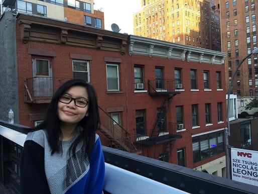 Intern Spotlight: Agnes Wong