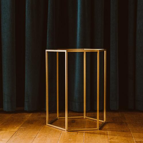 Kwietnik N_01 small Gold