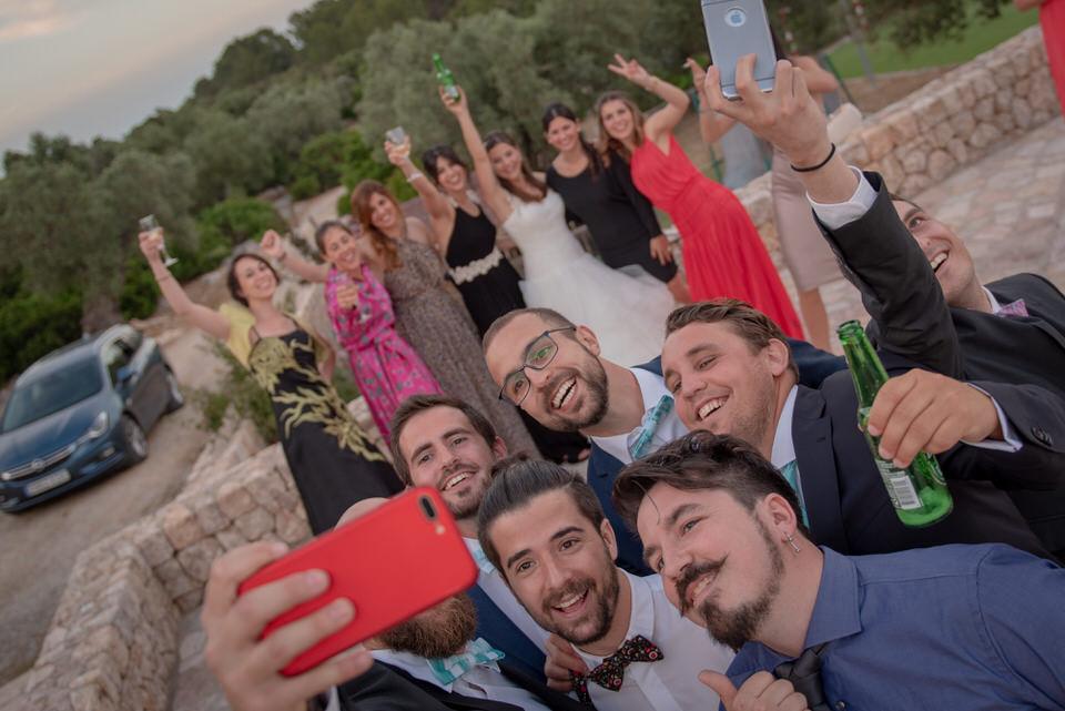 Fotografie-Hochzeit-Selfie