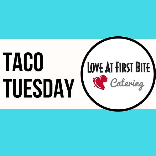 Taco  Tuesday - On the Patio