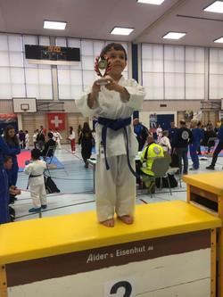 1. Junior Karate League 2017