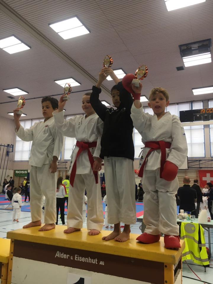 1. Junior Karate League 2017