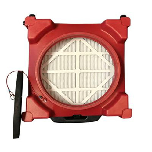 Red Devil 800cfm HEPA Air Scrubber