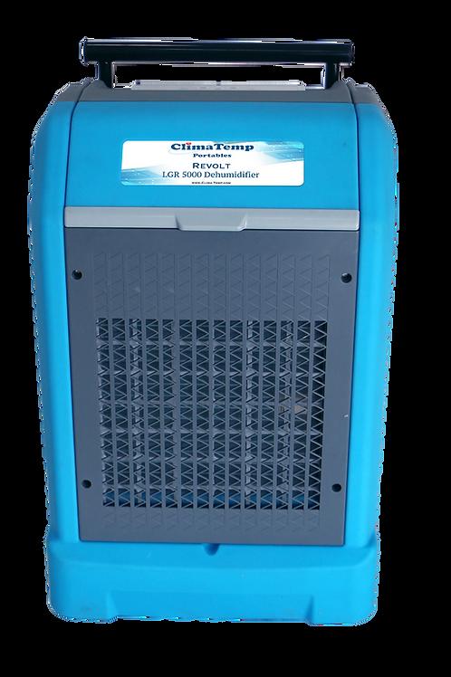 ClimaTemp Revolt 5000 LGR Dehumidifier