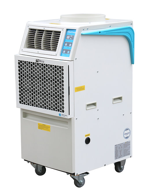 ClimaTemp CT-12 spot cooler w/HEPA Kit