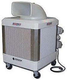 Waycool evaporator cooler