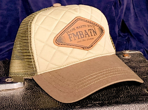 copy of FMBATN Quilted Hat