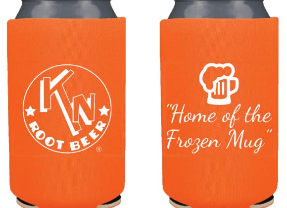 KN Root Beer Koozie