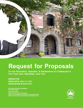 Fort Tryon RFP - cover.jpg