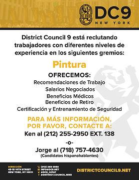 Painter Recruitment Flyer_Spanish.jpg