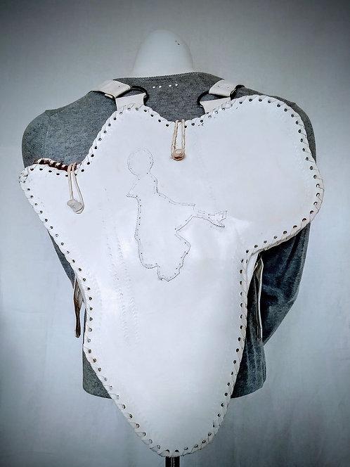 BFF Africa Backpack (White)