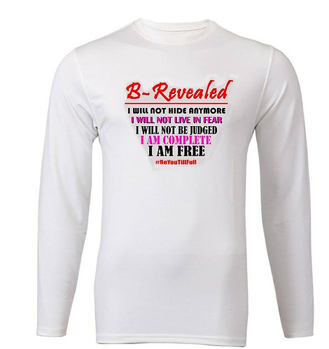 Long Sleeves AFF Round Neck