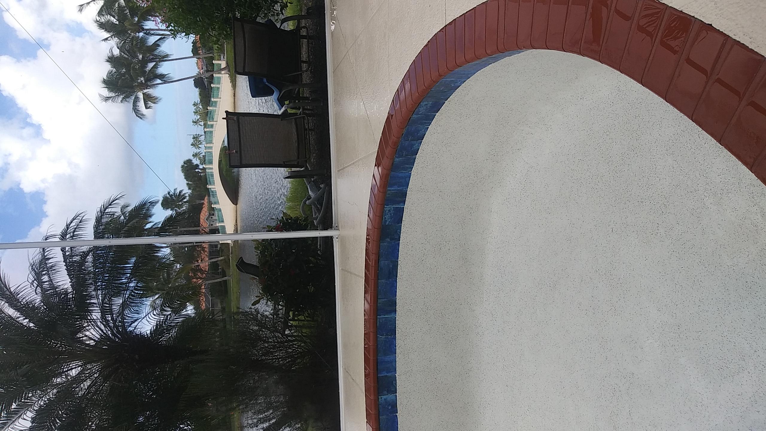Pool Interior & Tile
