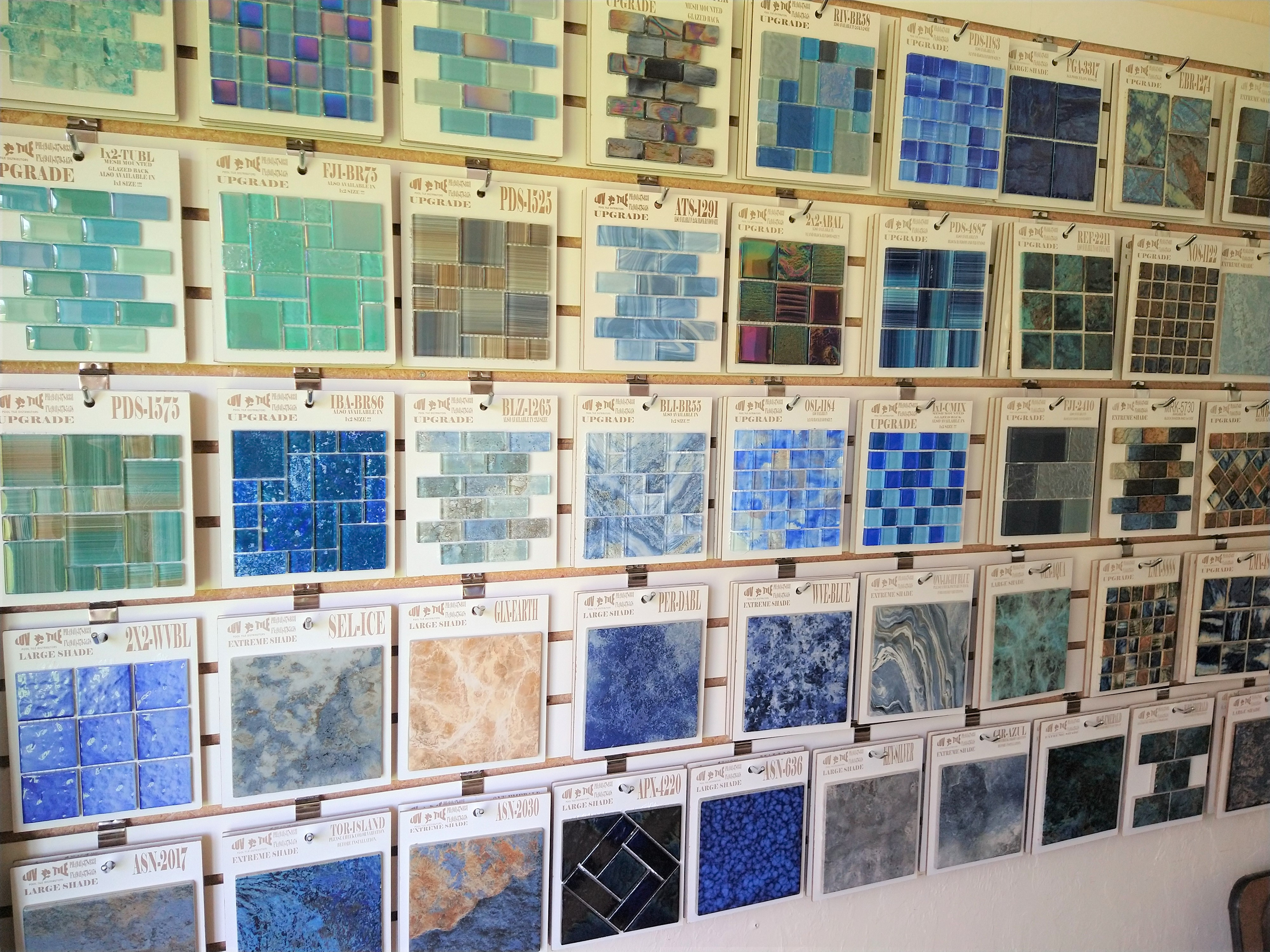 Large Selection of Waterline Tile
