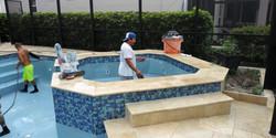 Pool, Deck, Spa & More