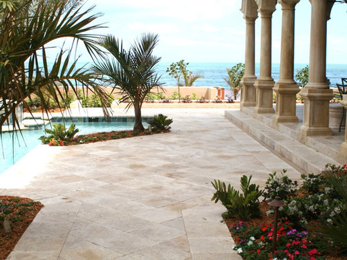 Should I Seal my Travertine Pavers?